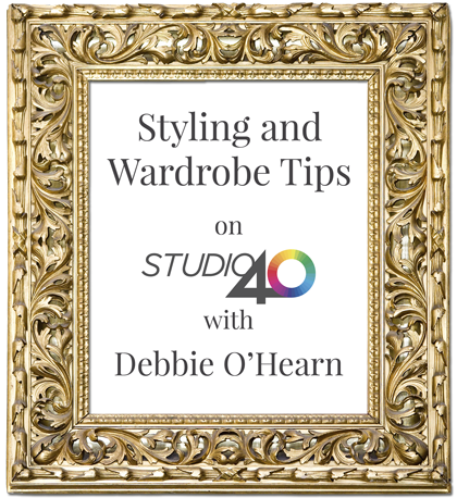 Styling and Wardrobe Tips from Debbie O'Hearn