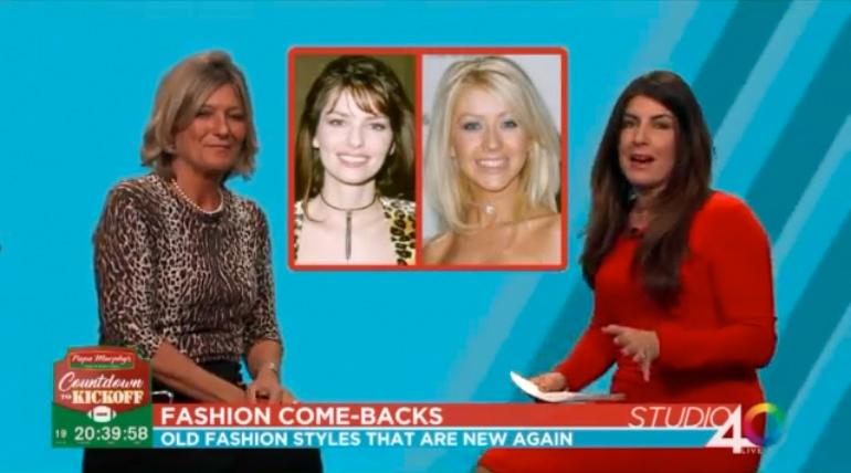 Fashion Comebacks