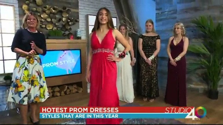 Hottest Prom Dresses for 2017