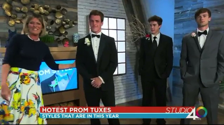 Hottest Prom Tuxes for 2017