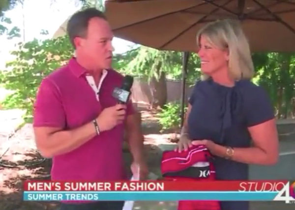 Debbie O'Hearn discusses Men's Summer Fashion for 2017