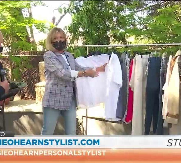 Debbie Shows spring time fashion must-haves