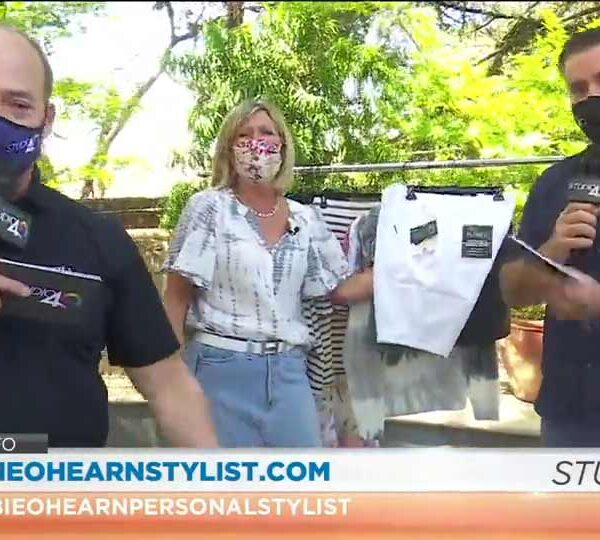 Debbie O'Hearn shares ideas for looking good in hot weather