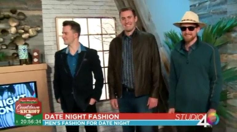 Date Night Fashion for Men