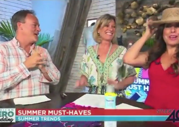 Debbie O'Hearn makes summer fashion recommendations