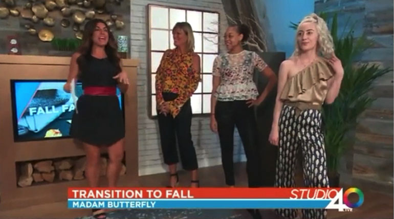 Transitional Fashion for Fall