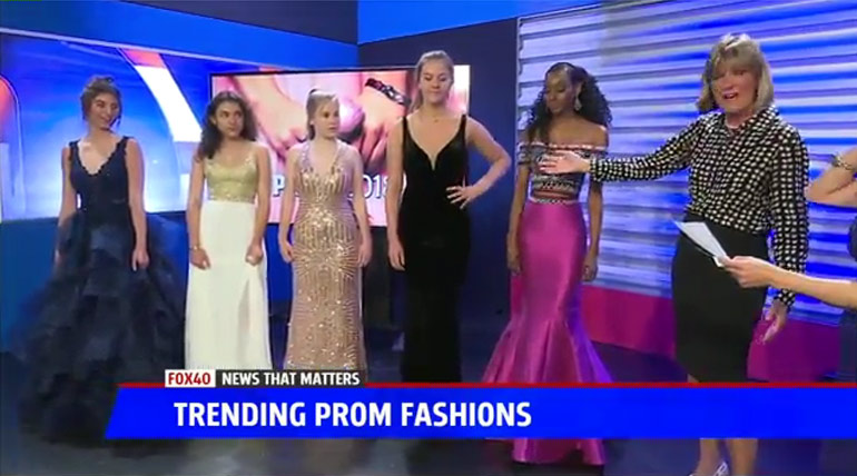 Prom Fashions for 2018