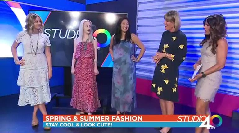 Spring & Summer Fashion