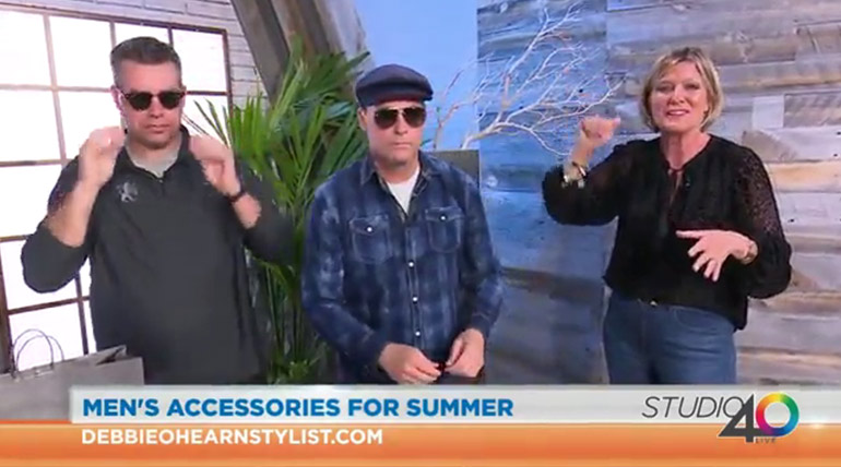 Men's Accessories for Summer
