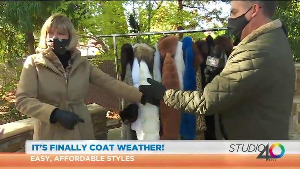 It's Finally Coat Weather!